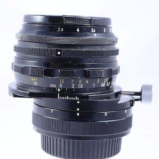 Nippon Kōgaku PC-NIKKOR 35mm 2.8Descentrable