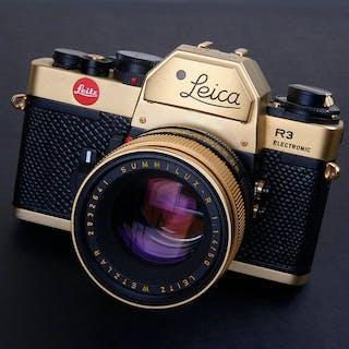 Leica (Leitz) R-3 Gold
