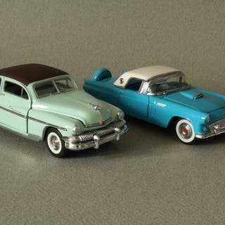 Franklin Mint - 1:43 - Mercury Monterey coupé 1951...