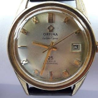 Orfina - Montre bracelet - Pat N° 194100 - Herren - 1960-1969