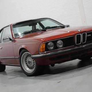 BMW - 633 CSI E24 EU model - 1978