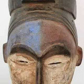 Masque - Bois dur - Igbo - Nigeria