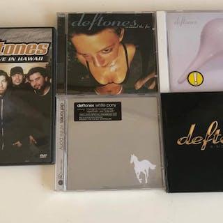 Deftones - Diverse Titel - CD, CD Boxset, DVD - 1995/2005