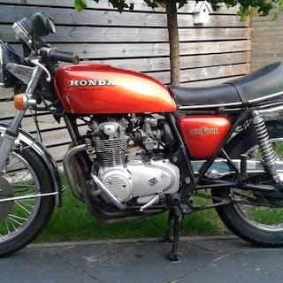 Honda - CB 550 Four - 500 cc - 1977