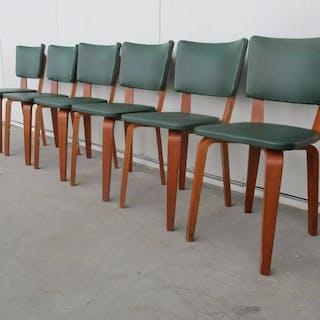 Cor Alons - De Boer Gouda - Dining room chair (6)