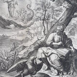 Johan Sadeler I (1550-1600)