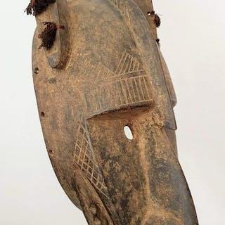 Masque - Bois dur  - Bambara / Dogon - Mali