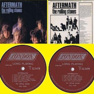 THE ROLLING STONES - Aftermath - LP Album - 1966/1966