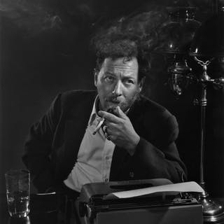 Yousuf Karsh (1908-2002) - Tennessee Williams, 1956