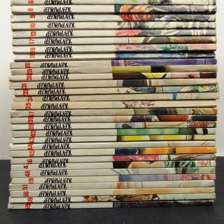 Ken Parker - 32x albi assortiti - Softcover - Erstausgabe - (1977/1984)