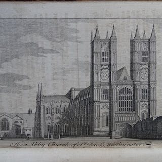 George Reeves - A New History of London- 1764