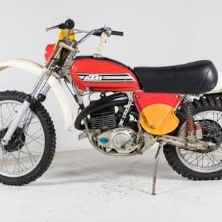 KTM - GS - 125 cc - 1976