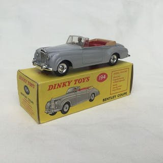 Dinky Toys - 1:43 - Bentley S2 Coupe - Nr. 194