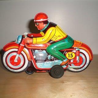 Technofix - Motorrad# 15,- 1950-1959 - Deutschland