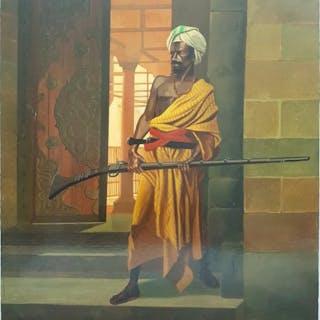 "Öl an Bord - ""Moor Soldier"""