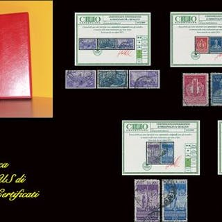 Italien Republik 1945/1970 - Collection of regular mail...