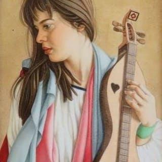 PIETRO SIGNORELLI - la musicante