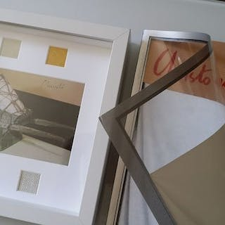 Christo and Jeanne Claude- Early Works + signed and...