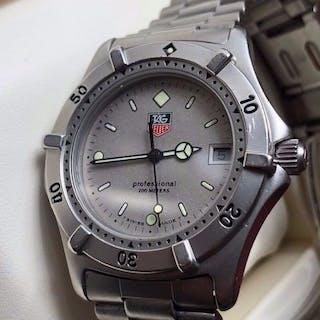 TAG Heuer - Professional 200m - 962.206-2 - Herren - 1990-1999