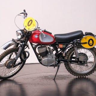 Hercules - GS- 125 cc - 1969