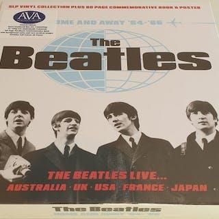 Beatles - Home And Away '64-'66 5 x LP VinylColored - Limitierte Auflage