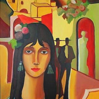 Kubik Tomasz - Spanish girl