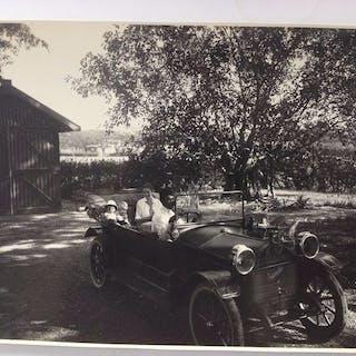 (Indonesi) Fotografie - Collectie van 5 Indische familie-albums met ca