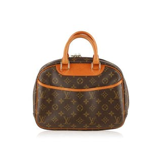 Louis Vuitton - Canvas Trouville Handtasche