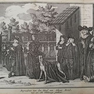 Joost van den Vondel - Palamedes - 1736