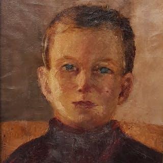 Francesco Gioli ( 1846-1922) - Ritratto