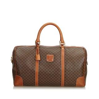 Celine - Macadam Duffle Bag Reisetasche