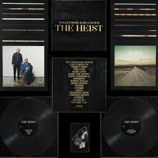Macklemore & Ryan Lewis - HEIST (Limited Edition Box Set) - Limitiertes Box-Set