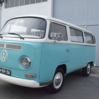 Volkswagen - T2 - 1968