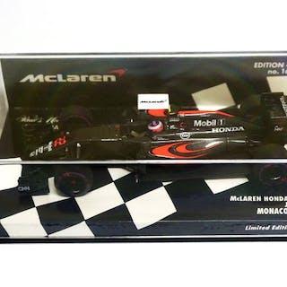 MiniChamps - 1:43 - McLaren Honda MP4 2016 - Monaco GP - J
