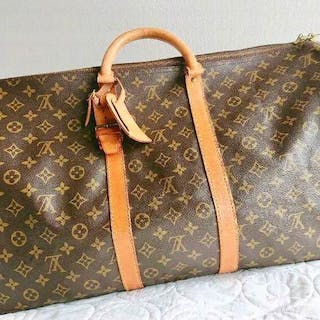 Louis Vuitton - keepall 55 Reisetasche