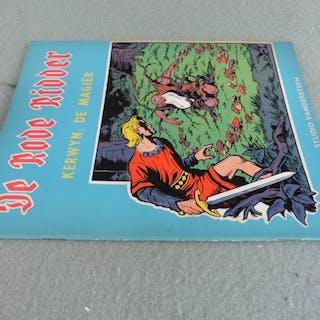 De Rode Ridder 20 - Kerwyn, De Magiër - Geheftet - Erstausgabe - (1964)
