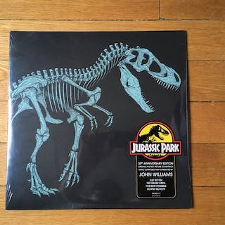 John Williams - Jurassic Park Original Soundtrack...
