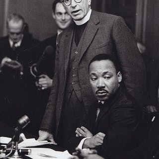 Unknown / Associated Newspapers - Dr. Martin Luther King, London, 1964