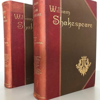 William Shakespeare - De werken van William Shakespeare - 1910