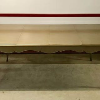 Grange - Large coulisse table / dining table - which can...