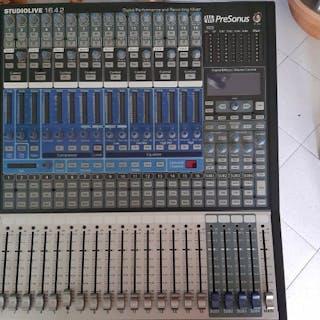 presonus - studiolive 16.4.2 - digitales Mischpult