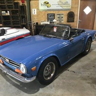 Triumph - TR 6 - 1973