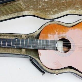 CONTRERAS - guitare classique de concert - modèle CE-5 - classique de lutherie