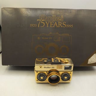 Rollei 35 CLASSIC 75 YEAR