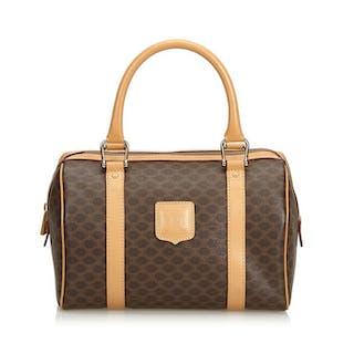 Celine - Macadam Boston Bag Boston Bag