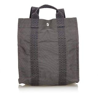 Hermes - Herline Canvas Backpack PM Zaino