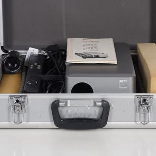 Zett Royal II afs audiovision diaprojector