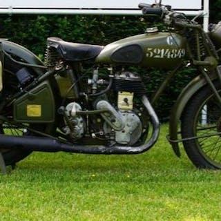 Norton - 16H - ex WW2- 500 cc - 1943