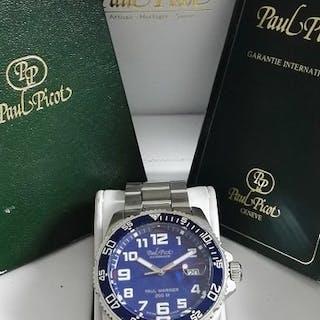 Paul Picot - Paul Mariner III- \t4352SG-CB - Men - 2011-present