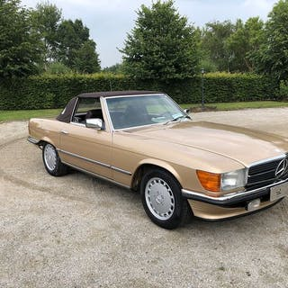 Mercedes-Benz - 280 SL - 1984